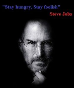Steve jobs quotes in Hindi/ स्टीव जॉब्स के इंस्पायरिंग थॉट्स