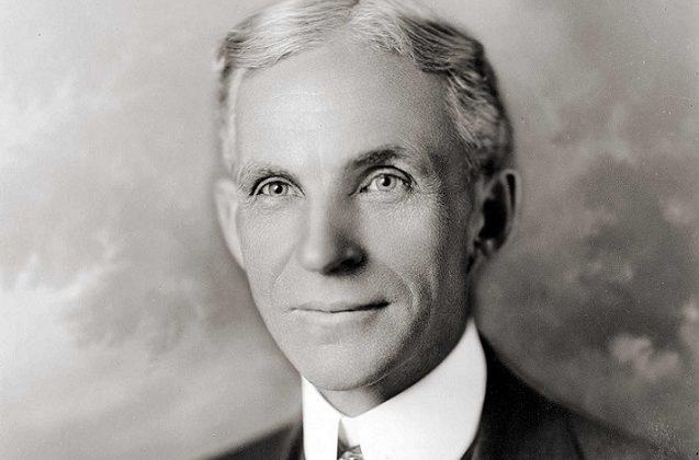 हेनरी फोर्ड के प्रेरक विचार | Henry Ford Quotes in Hindi