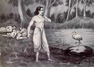 Mahabharata Story in Hindi महाभारत की कहानी –यक्ष के सवाल