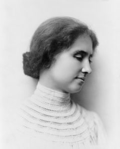 Helen Keller quotes in Hindi
